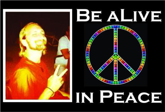 be alive in Peace